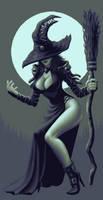 16 Bit Witch