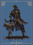Bloodborne Hunter by Wolfenoctis