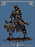 Bloodborne Hunter by Wolfenoctis