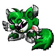 WolfWrathKnight Pixel by Meta-Kaz