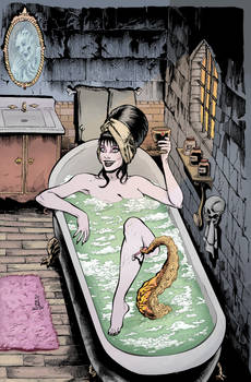 Elvira: Shape Of Evil #1 Acosta Variant