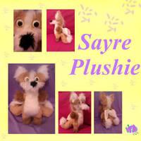 Sayre Plushie