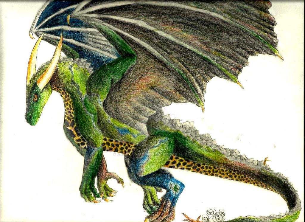 Earth Dragon: Earth Dragon By GalanorBrighteye On DeviantArt