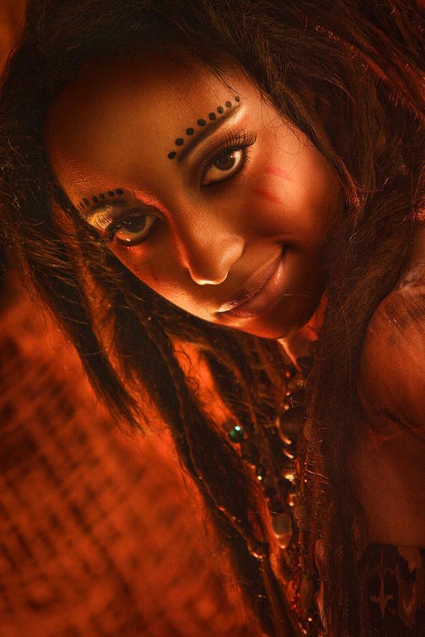 Voodoo Queen II by michellemonique