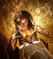Voodoo Priestess by michellemonique