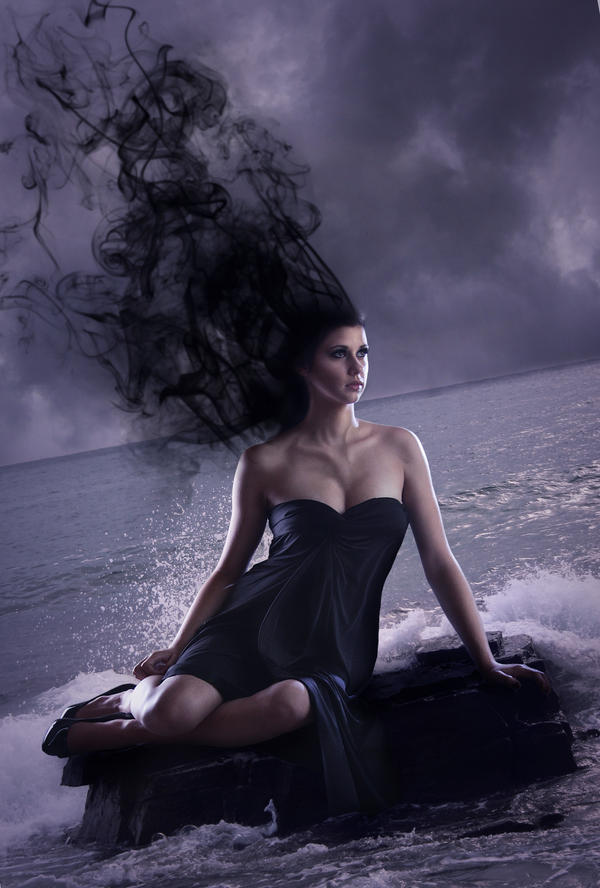 Sea Maiden by michellemonique