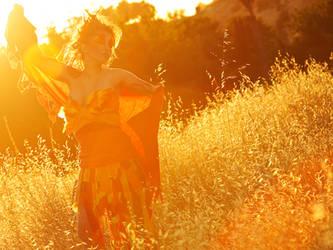 Phoenix Dance by michellemonique