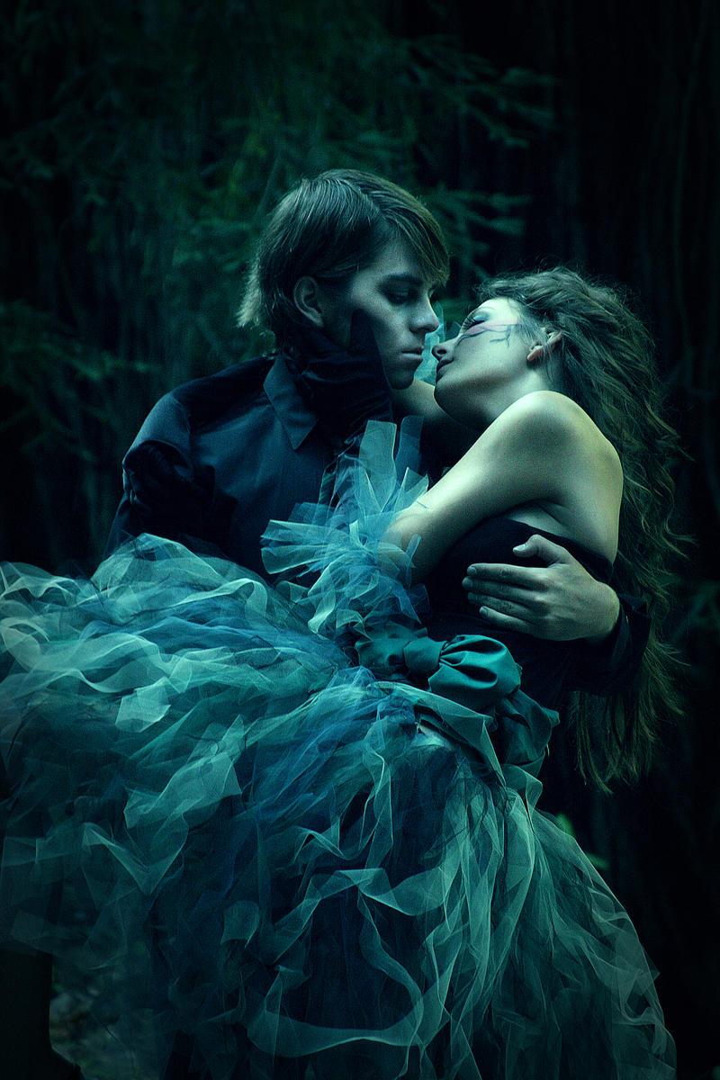 романтичный вампир картинки