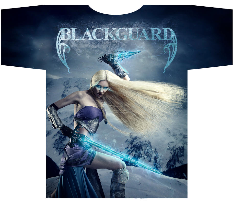 Blackguard T-shirt by michellemonique