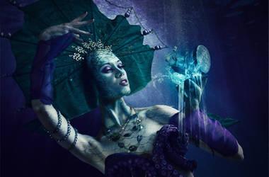 Sea Witch by michellemonique