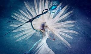 White Witch by michellemonique