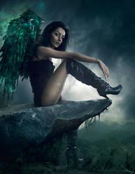 Dark Angel by michellemonique