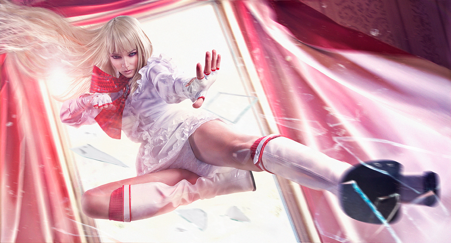 Tekken: Lili Rochefort by michellemonique