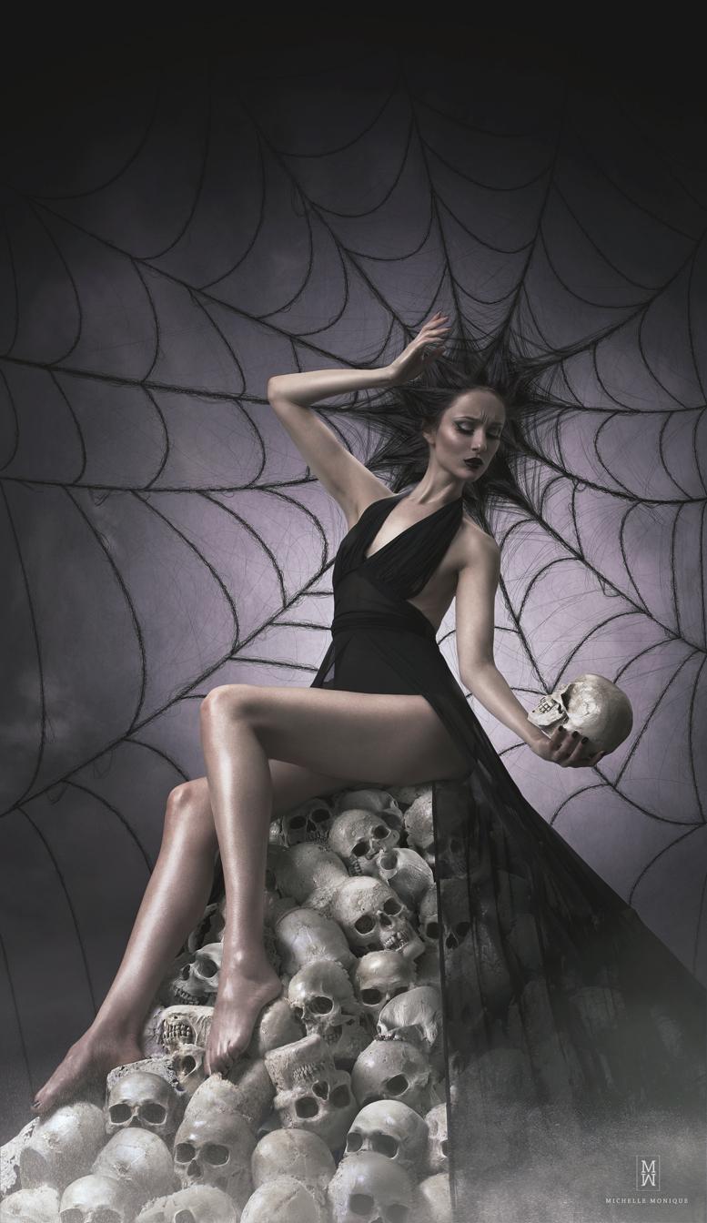 Arachne's Curse by michellemonique
