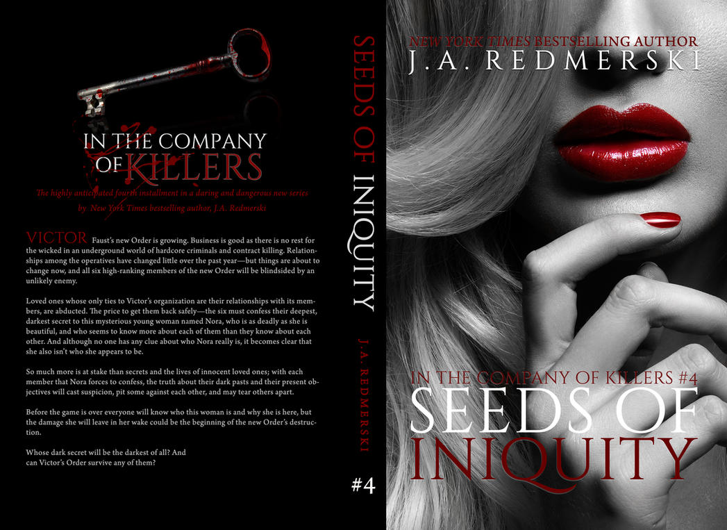 Book Cover Drawing Examples ~ Seeds of iniquity book cover by michellemonique on deviantart