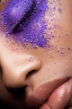 Powder Eyeshadow Beauty Photography