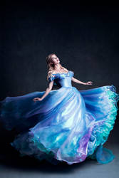 Cinderella's Transformation by michellemonique