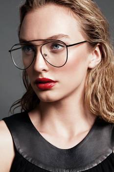 Glasses Beauty
