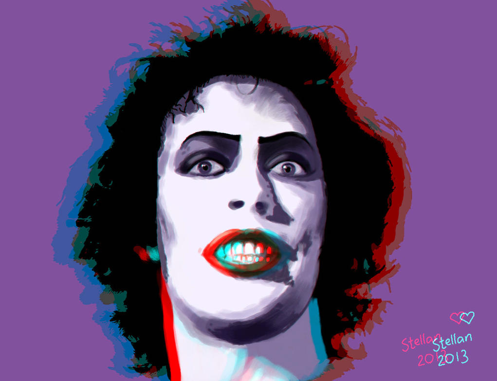 the rocky horror picture show by sgak on deviantart