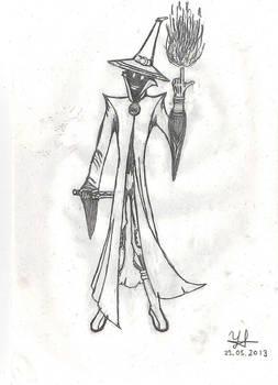 Black Mage Evilwizardington