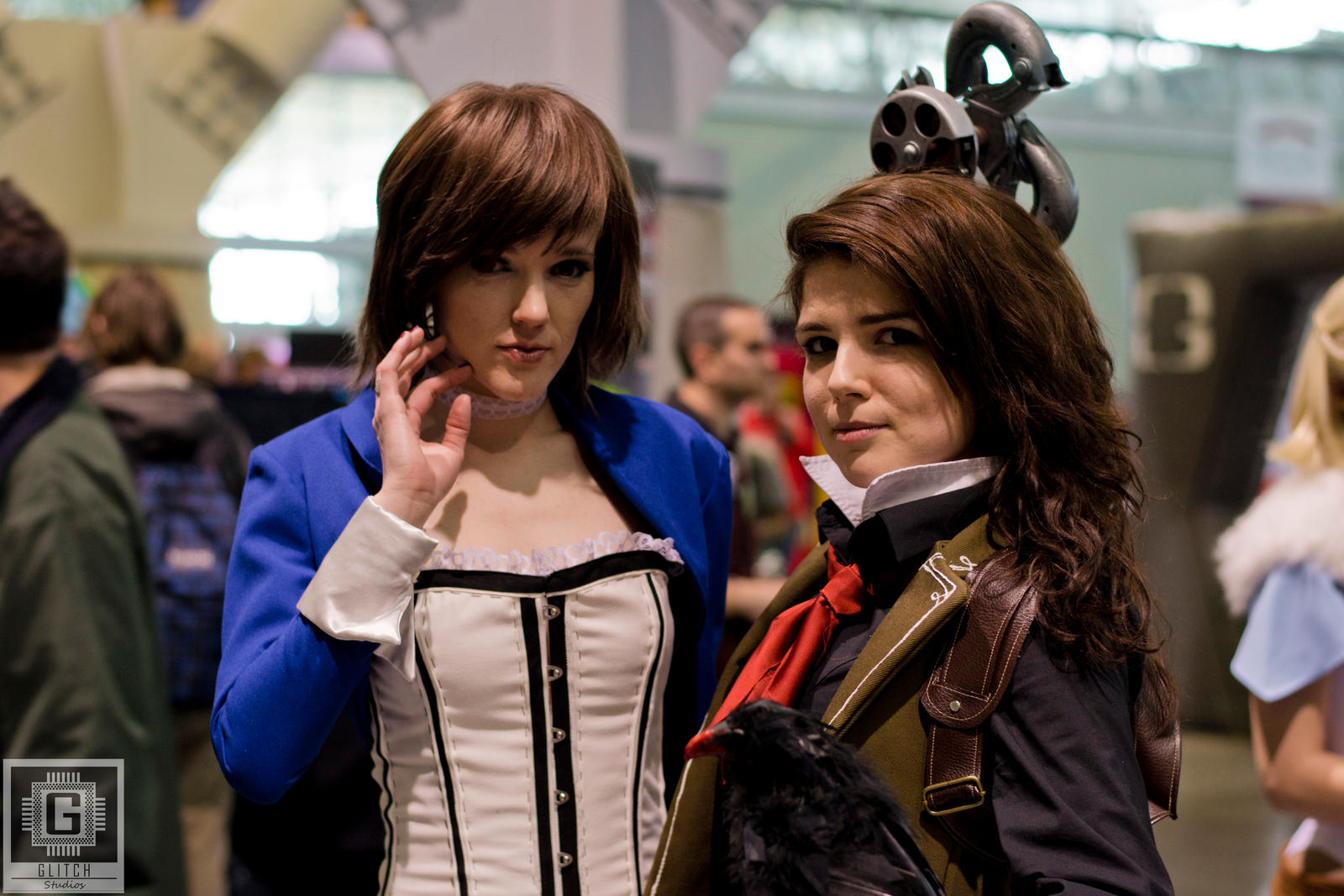 Bioshock Infinite by littlewashu88