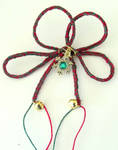 Lucet Christmas Bow 2