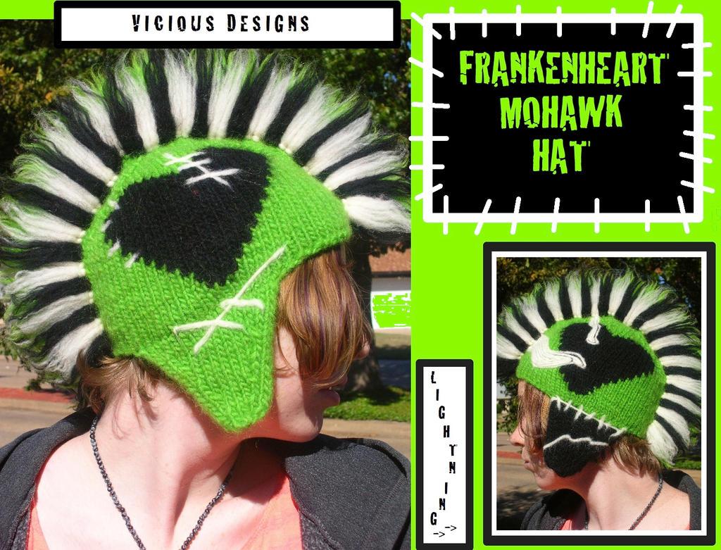Frankenheart by fashionisartuwear