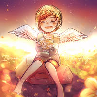 Mon Angel by KooyaC