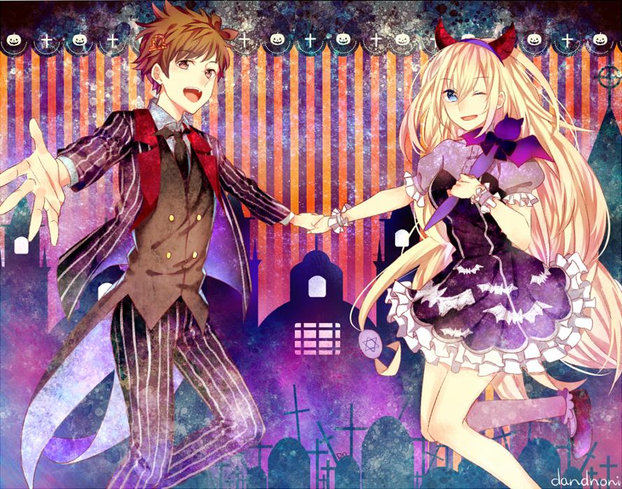 Tsukiuta : October by dandnoni