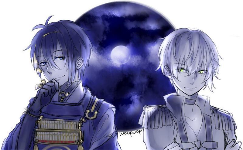 The Moon by dandnoni