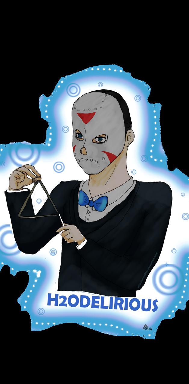 H2oDelirious by zSnowfilez on DeviantArt H20 Delirious Fan Art