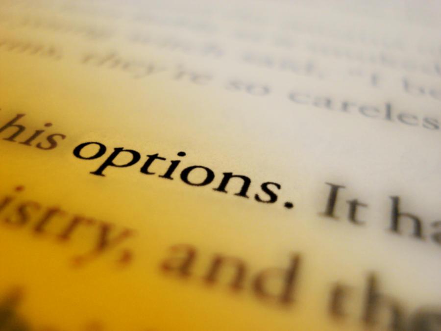 OPTIONS by yoshi-matsumura