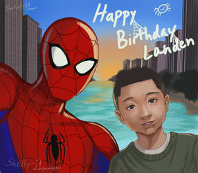 Happy Birthday Landen