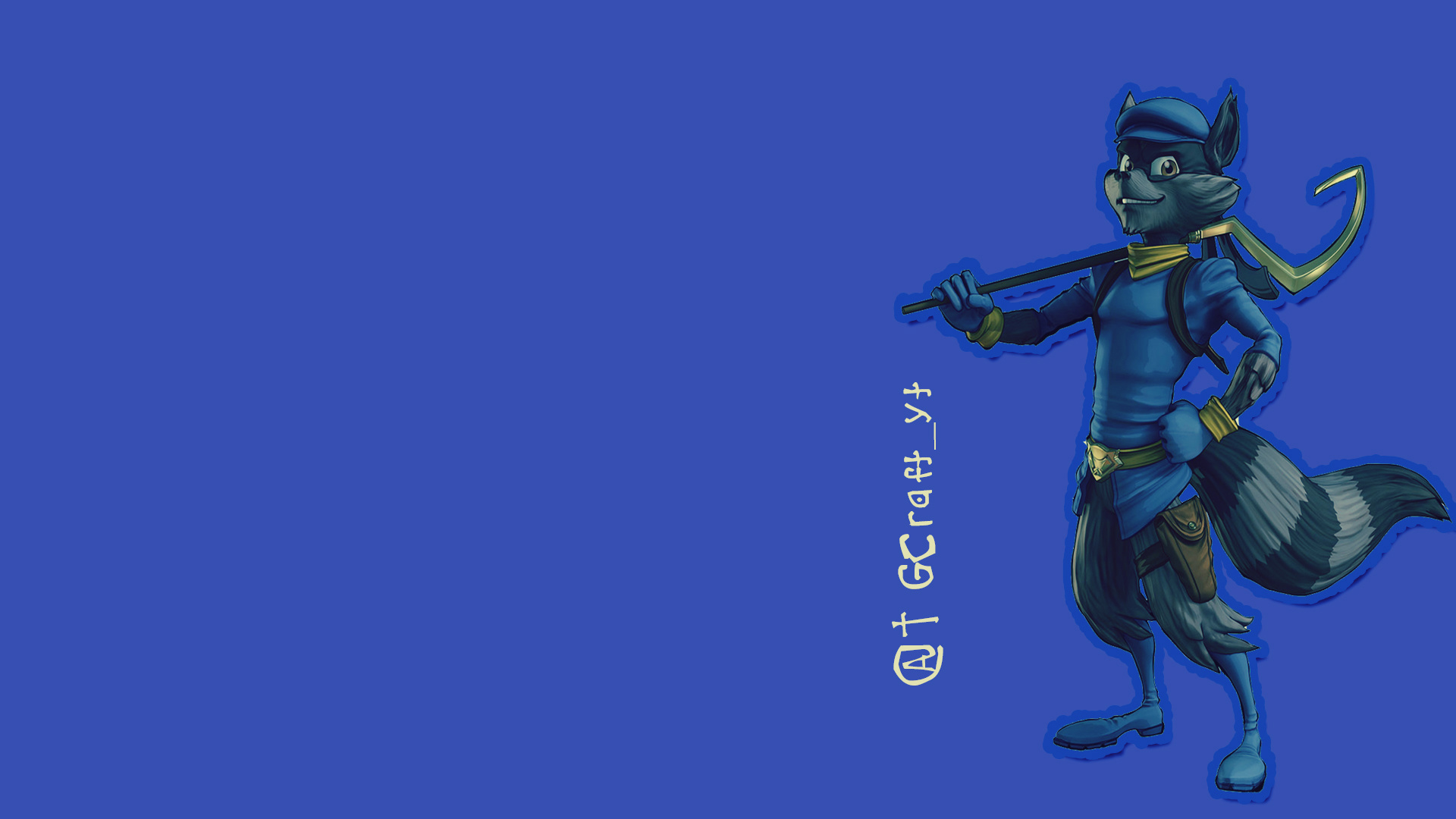 Sly Cooper Hd Wallpaper By Tgcraft On Deviantart