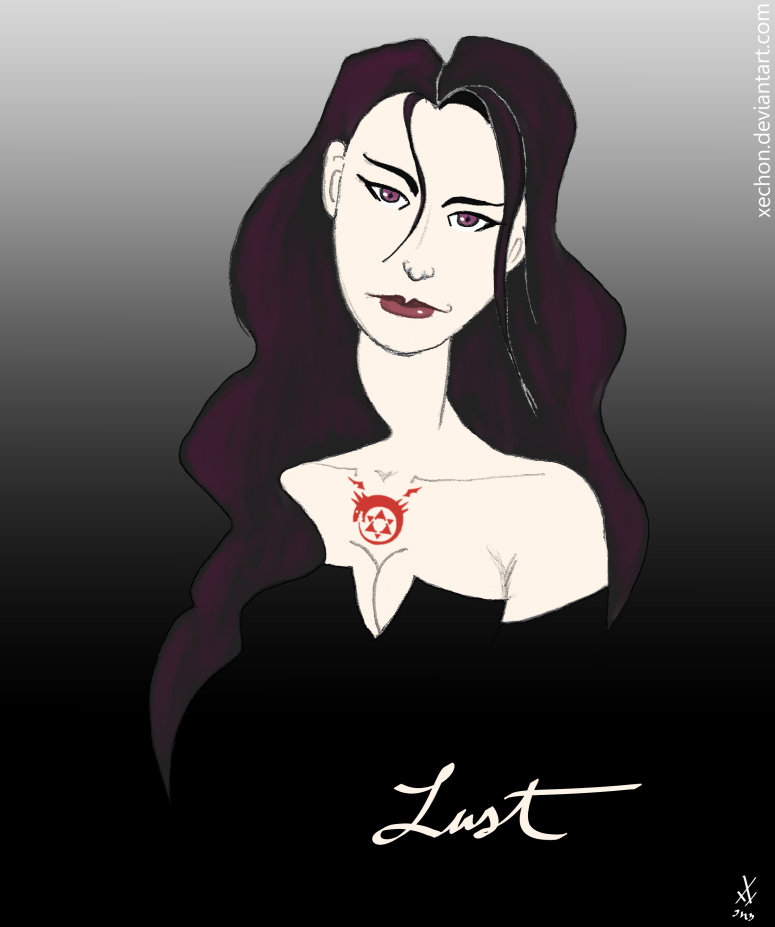 Lust by xechon