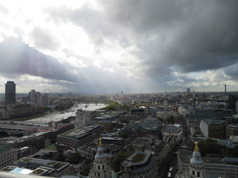 London from St. Paul's