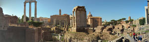 The Forum Romanum