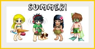Summer by babyangle23