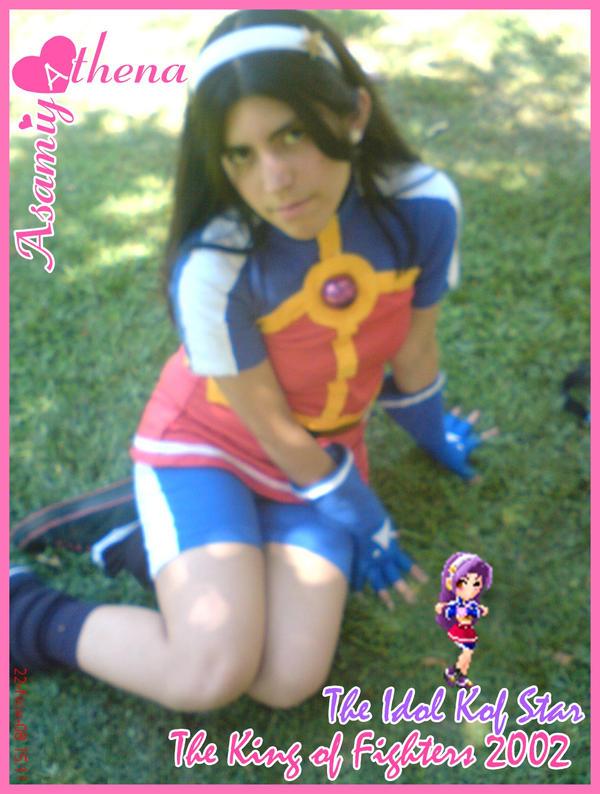 Athena Asamiya Kof 2002 By Athena 69 Asamiya On Deviantart