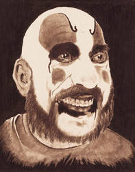 Captain Spaulding by Orion12212012