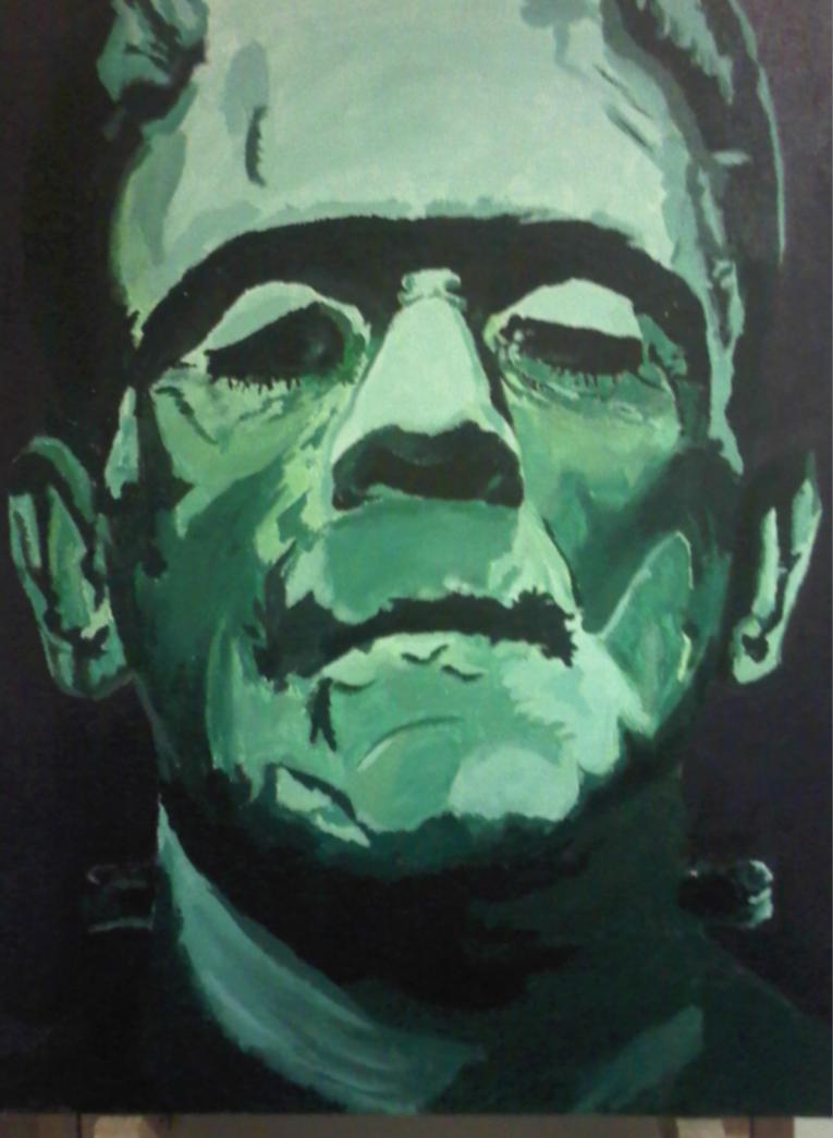 Frankenstein by Orion12212012