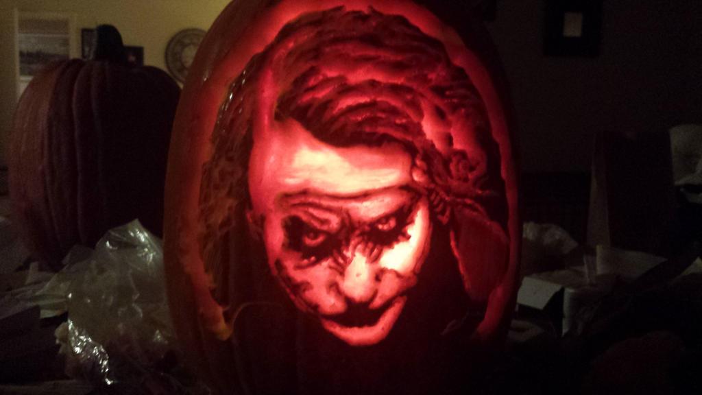 Joker Carve by Orion12212012
