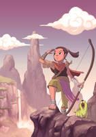 archer by kikicianjur
