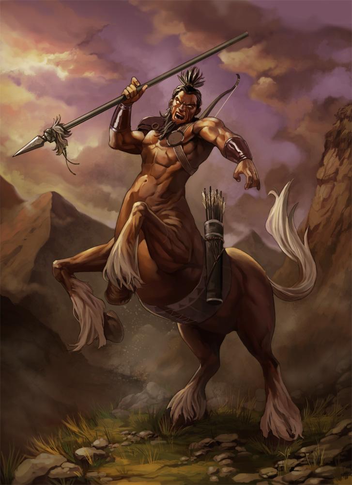 Centaur by kikicianjur