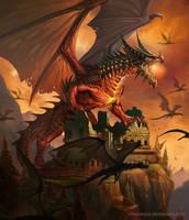 Draco Lvl4 by kikicianjur