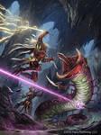 Pathfinder Player Companion Blood of Shadows by kikicianjur