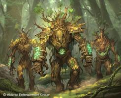 Ent Guard by kikicianjur