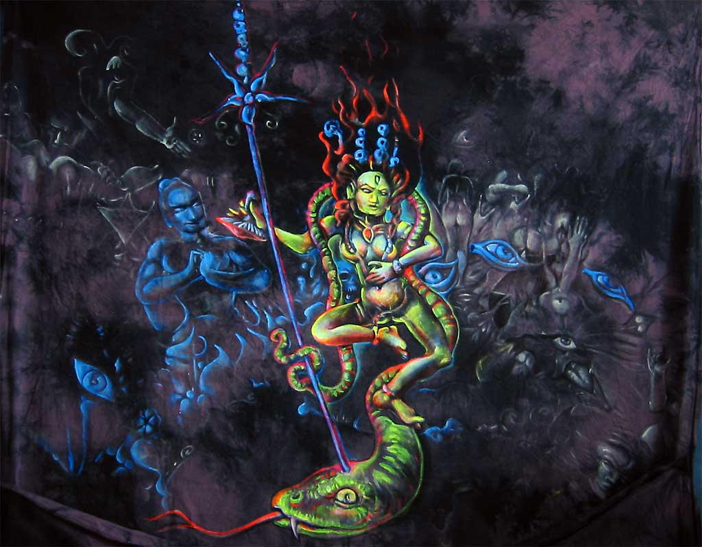 Psychedelic Shiva images