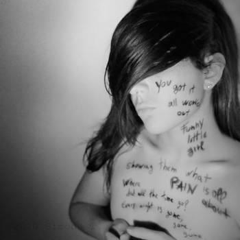 Little girl by 6eternity9