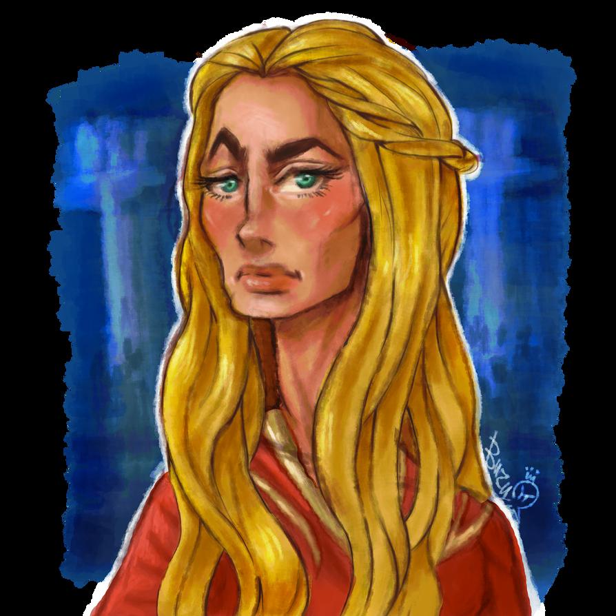Cersei Lannister by BusyBuzu